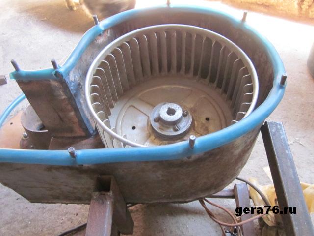 Вентилятор для вытяжки самодельный 91
