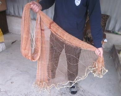 Плетенные сети для рыбалки 46